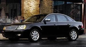 ford five-hundred SEL