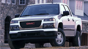 gmc canyon SLE ZQ8