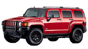 hummer h3 Special Edition
