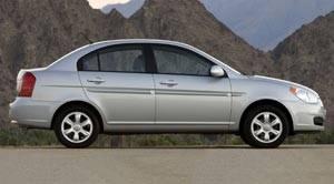 Elegant Hyundai Accent GL