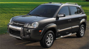 High Quality Hyundai Tucson Viva