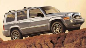 Jeep Commander Sport