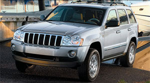 Superior Jeep Grand Cherokee Laredo