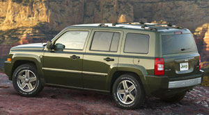2007 jeep patriot specifications car specs auto123. Black Bedroom Furniture Sets. Home Design Ideas