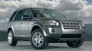 2008 Land Rover LR2 | Specifications - Car Specs | Auto123