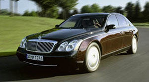 maybach 57 Base