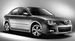Mazda 3 gt 2007