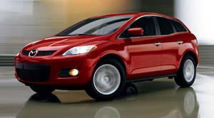 Mazda cx 7 fiche technique