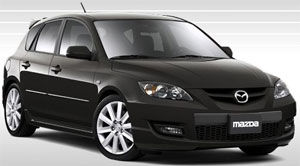 mazda mazdaspeed3 Base