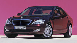2007 Mercedes S-Class | Specifications - Car Specs | Auto123