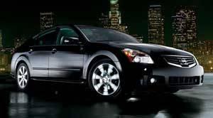 Nissan Maxima SE 5 Seat