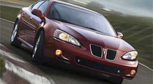2007 pontiac grand prix specifications car specs auto123. Black Bedroom Furniture Sets. Home Design Ideas