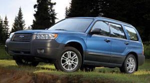 2007 Subaru Forester | Specifications - Car Specs | Auto123