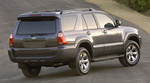 2007 Toyota 4runner Specifications Car Specs Auto123
