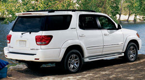 2007 toyota sequoia specifications car specs auto123. Black Bedroom Furniture Sets. Home Design Ideas