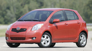 2007 Toyota Yaris Specifications Car Specs Auto123