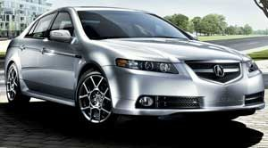2008 Acura TL | Specifications - Car Specs | Auto123