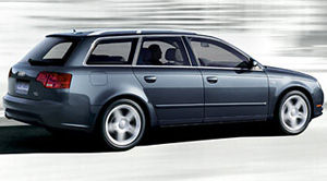 audi a4 2.0T Special Edition