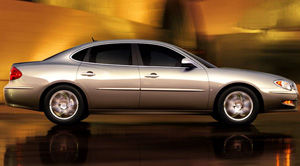 buick allure CXS