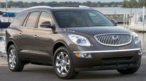 2008 buick enclave | specifications - car specs | auto123