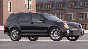 2008 Cadillac SRX | Specifications - Car Specs | Auto123