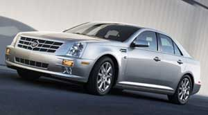 cadillac sts V6 Performance