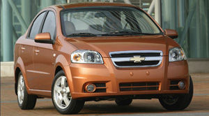 Wonderful Chevrolet Aveo LS