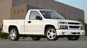 chevrolet colorado LS