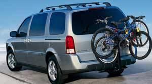 2008 Chevrolet Uplander Specifications Car Specs Auto123