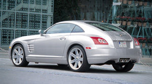 chrysler crossfire Coupé Limited