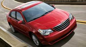chrysler sebring Limited TI
