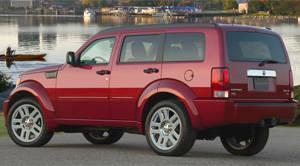 2008 Dodge Nitro Specifications Car Specs Auto123