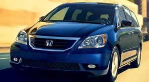 Honda Odyssey DX