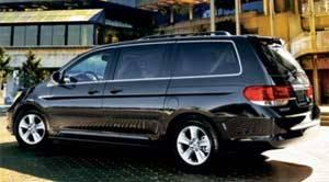 Honda Odyssey EX L