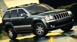 Jeep Grand Cherokee Laredo