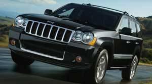 2008 jeep grand cherokee laredo specs