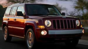 2008 jeep patriot specifications car specs auto123. Black Bedroom Furniture Sets. Home Design Ideas