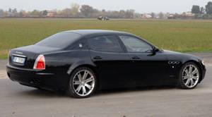 Maserati 2008 quattroporte