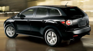mazda cx 7 2008 user manual