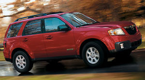 mazda tribute GS-V6