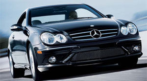 Mercedes Clk Cl Clk550
