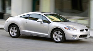 2008 mitsubishi eclipse | specifications - car specs | auto123