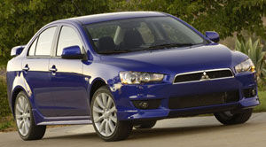 2008 mitsubishi lancer | specifications - car specs | auto123
