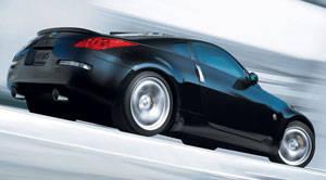 Nissan 350z Grand Touring M6