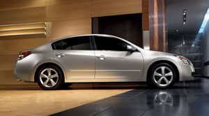 2008 Nissan Altima Specifications
