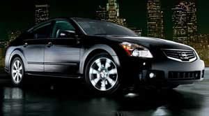 High Quality Nissan Maxima 3.5 SE