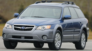 2008 Subaru Outback Specifications Car Specs Auto123
