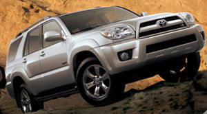 toyota 4runner Limited V6
