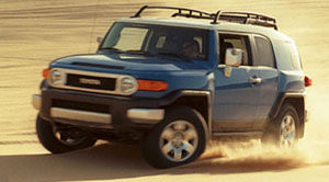 Toyota Fj Cruiser Base