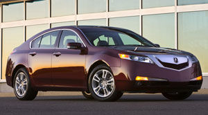 2009 Acura TL | Specifications - Car Specs | Auto123